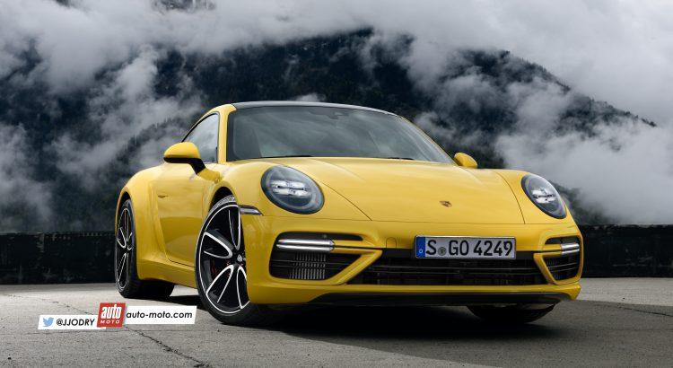 2018 - [Porsche] 911 - Page 3 Porsch30