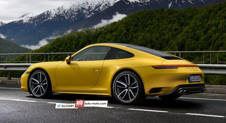 2018 - [Porsche] 911 - Page 3 Porsch31