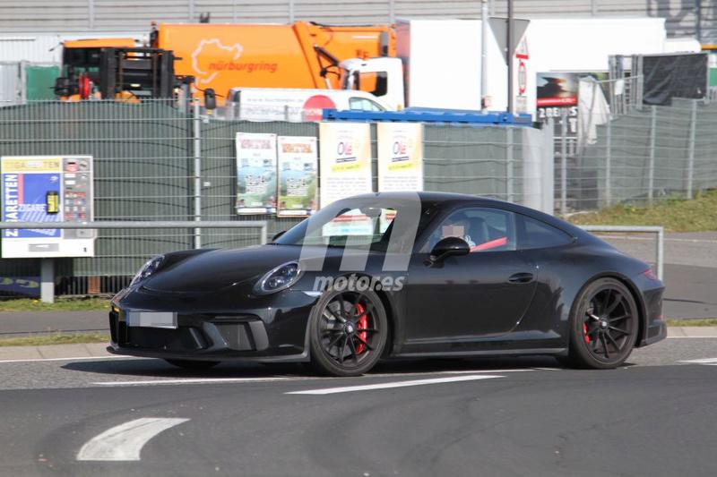 2015 - [Porsche] 911 Restylée [991] - Page 10 Porsch38