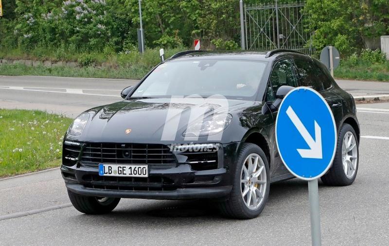 2018 - [Porsche] Macan Restylée [95B] Porsch42