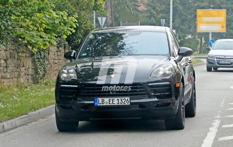 2018 - [Porsche] Macan Restylée [95B] Porsch43
