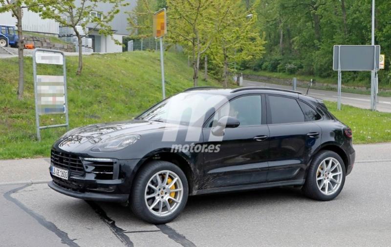 2018 - [Porsche] Macan Restylée [95B] Porsch45