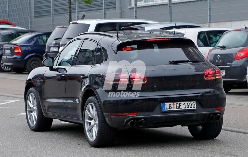 2018 - [Porsche] Macan Restylée [95B] Porsch49