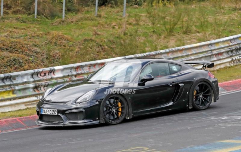 2016 - [Porsche] 718 Boxster & 718 Cayman [982] - Page 6 Porsch55