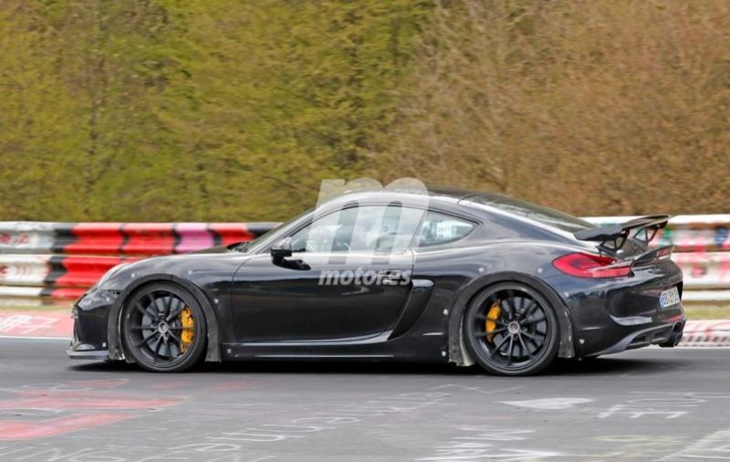 2016 - [Porsche] 718 Boxster & 718 Cayman [982] - Page 6 Porsch58