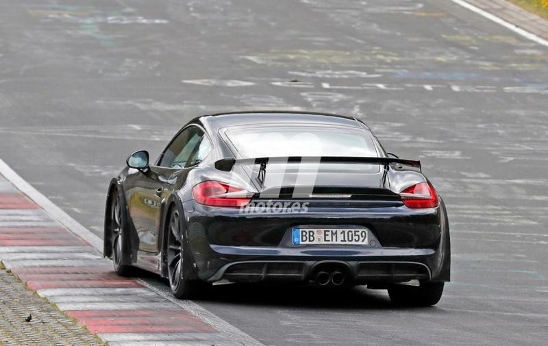 2016 - [Porsche] 718 Boxster & 718 Cayman [982] - Page 6 Porsch61