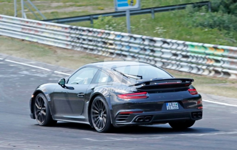 2018 - [Porsche] 911 - Page 3 Porsch70