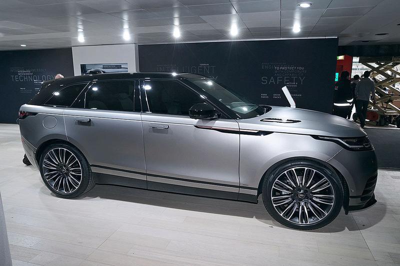 2017 - [Land Rover] Range Rover VELAR (L560) - Page 6 Range-11