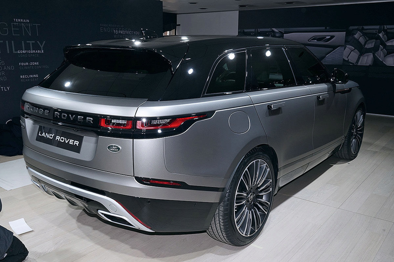 2017 - [Land Rover] Range Rover VELAR (L560) - Page 6 Range-12