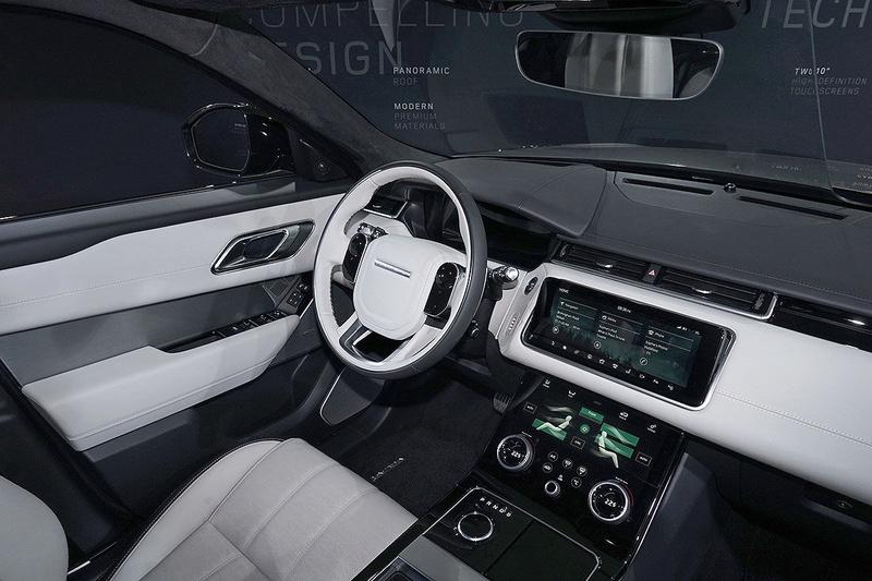 2017 - [Land Rover] Range Rover VELAR (L560) - Page 6 Range-19