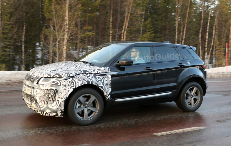 2018 - [Land Rover] Range Rover Evoque II Second13