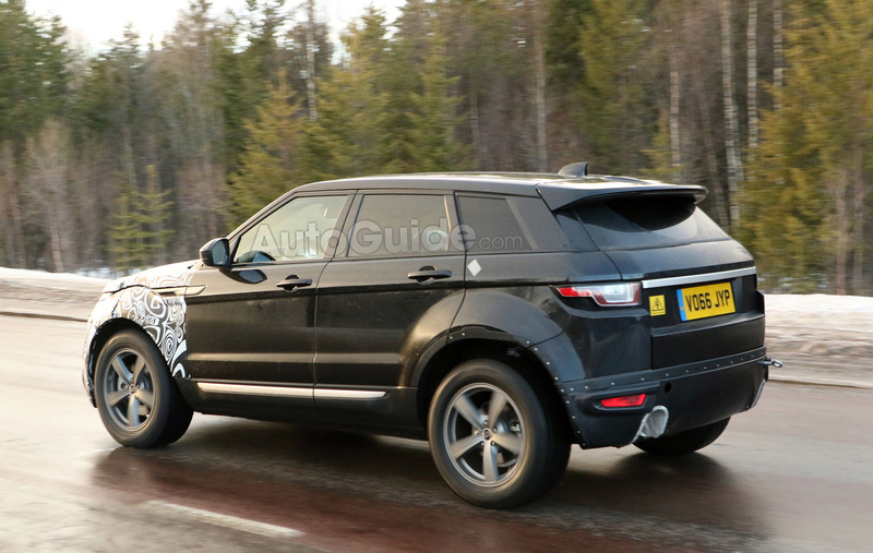 2018 - [Land Rover] Range Rover Evoque II Second16