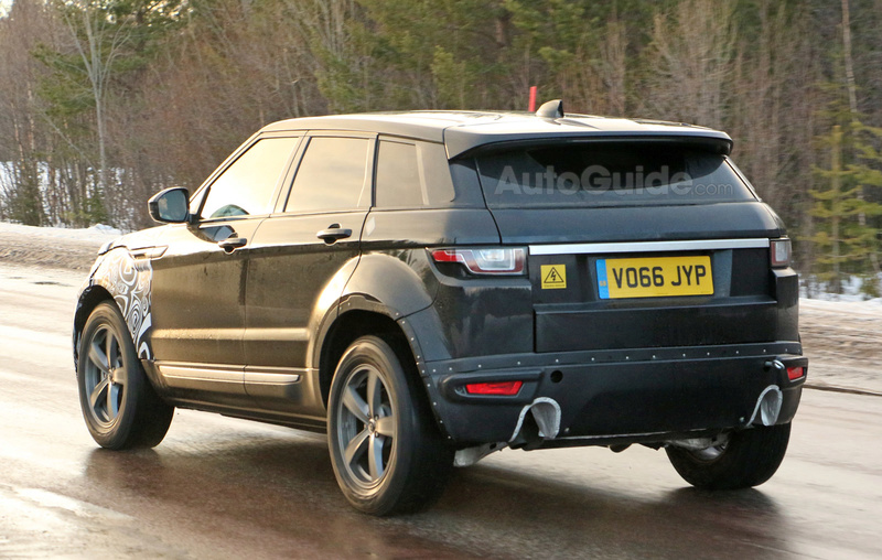 2018 - [Land Rover] Range Rover Evoque II Second18