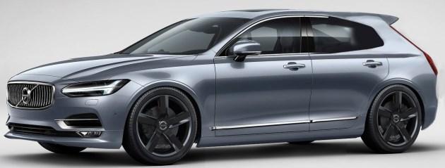 2018 - [Volvo] V40 II V4020y10
