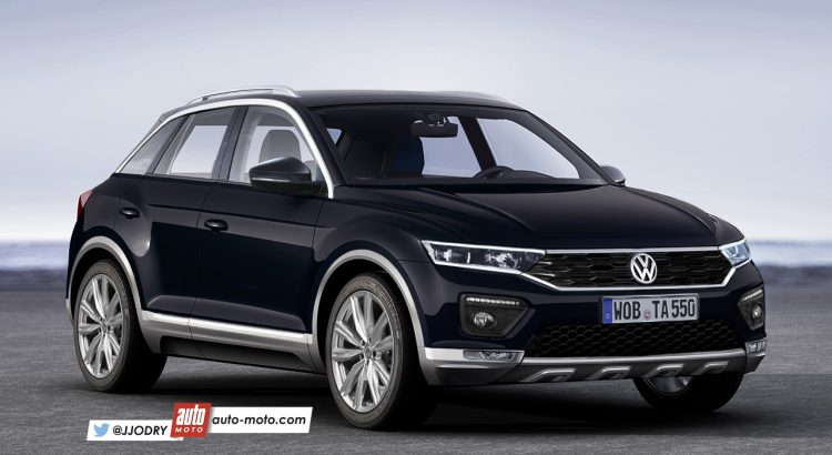 2018 - [Volkswagen] T Roc - Page 7 Volksw18