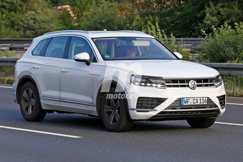 2018 - [Volkswagen] Touareg III - Page 5 Volksw27