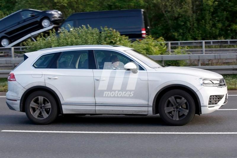 2018 - [Volkswagen] Touareg III - Page 5 Volksw29