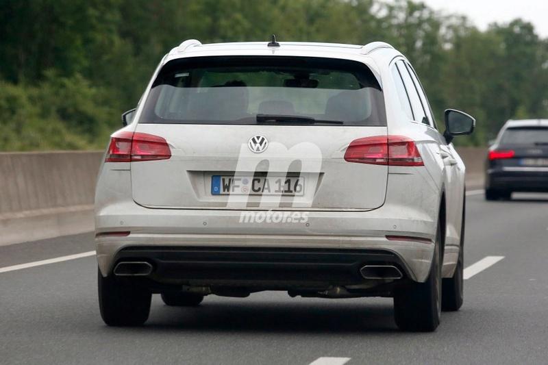 2018 - [Volkswagen] Touareg III - Page 5 Volksw39
