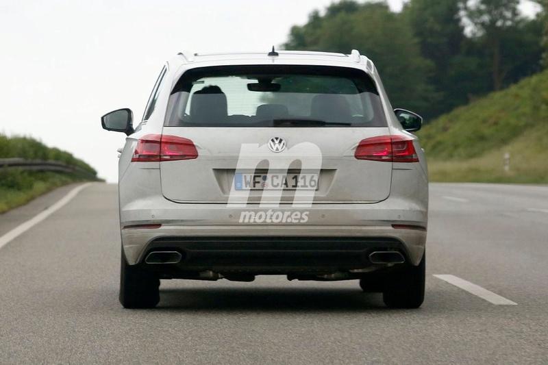 2018 - [Volkswagen] Touareg III - Page 5 Volksw40