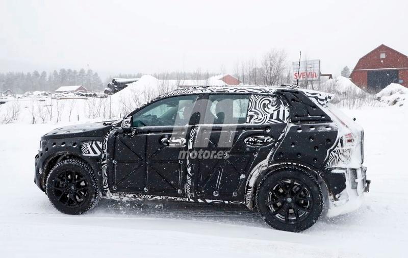 2018 - [Volvo] XC40  - Page 4 Volvo-22