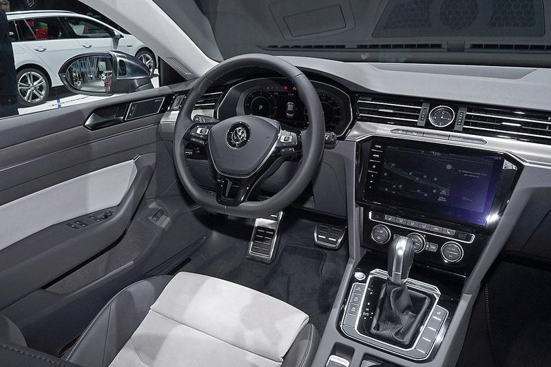2016 - [Volkswagen] Arteon - Page 10 Vw-art14