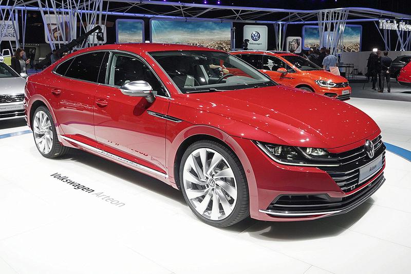2016 - [Volkswagen] Arteon - Page 10 Vw-art18