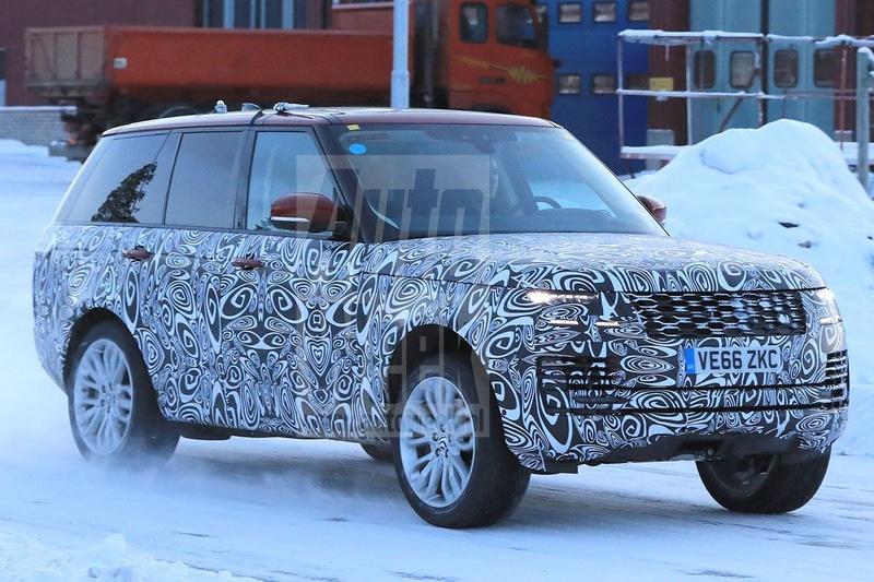 2017 - [Land Rover] Range Rover/ Sport/ SVR restylés Wjsyzi10