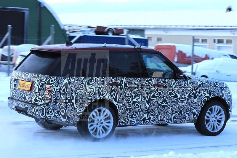 2017 - [Land Rover] Range Rover/ Sport/ SVR restylés Xx6yh310