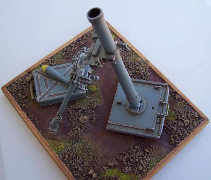 Canon allemand 3,7 cm. Pak 36 1811