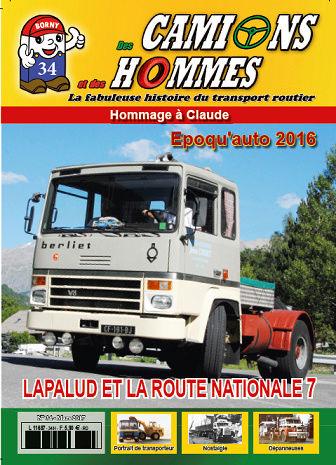 le numéro 34 du magazine des Camions et des Hommes Dch_3410