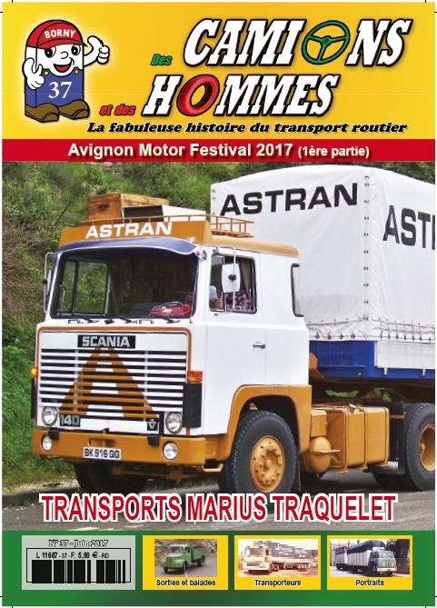 Le numéro 37 Des Camions et des Hommes disponible mercredi en kiosque Dch_3710