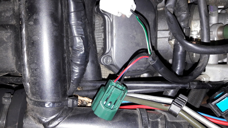 dépose du réservoir essence version ABS 20170327