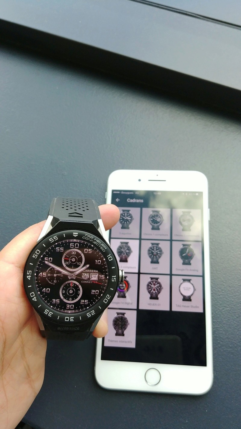Tag Heuer Connected: la suite - Page 2 20170411