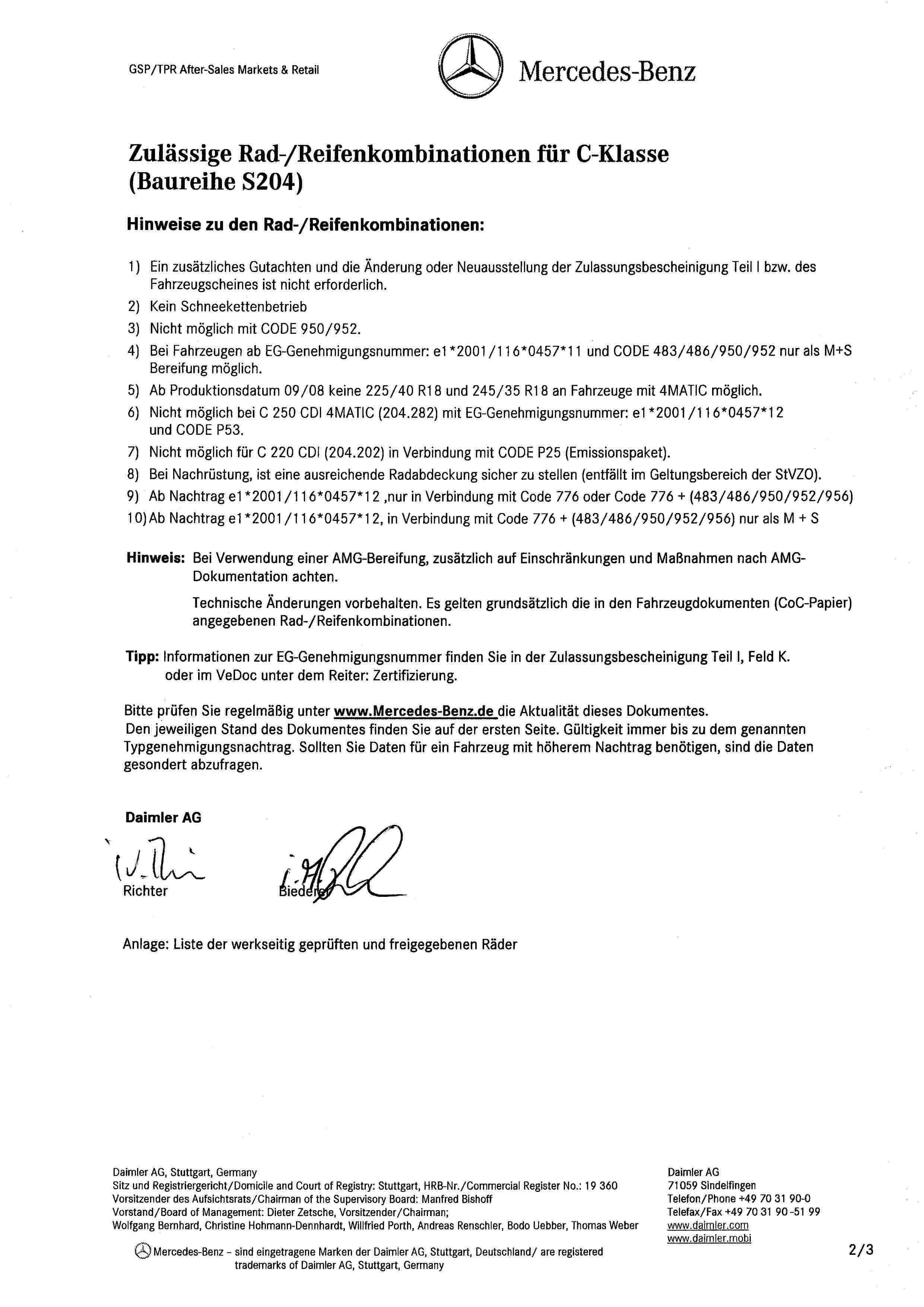 (C/S/W204): Medidas oficiais das rodas e pneus 0002_121