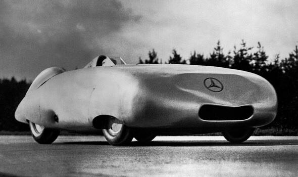 (AUTOMOBILISMO): 1936 - A Mercedes-Benz estabelece novo recorde de velocidade: 372,102 Km/h Image54