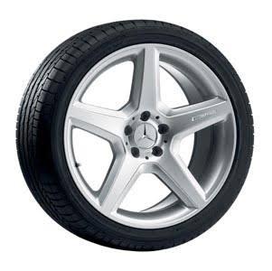 "(COMPRO): Rodas AMG 18"" 5-Spoke Wheel Style III - código B6 603 0016 Image57"