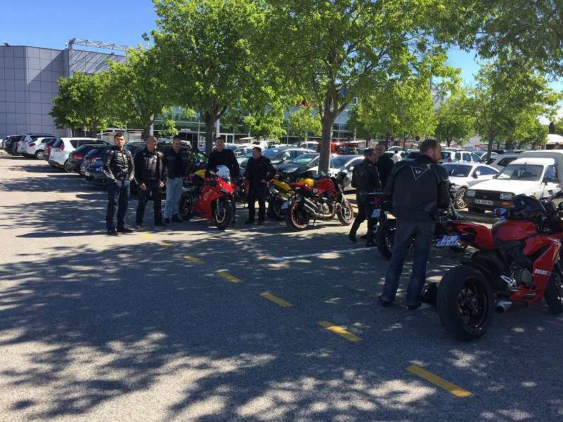 La Cool Motorbike ride 410