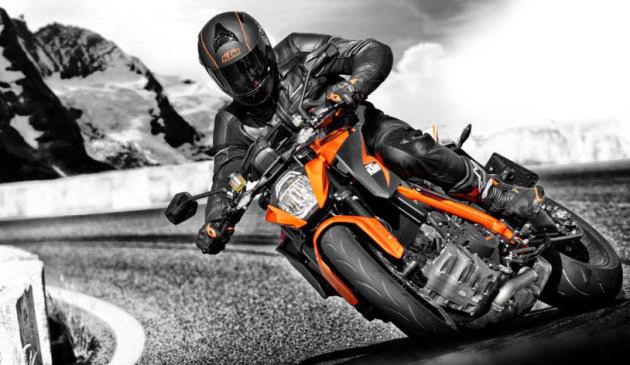 La Cool Motorbike ride Ktm-1210