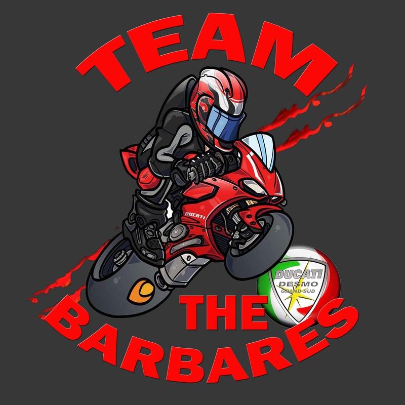 La Barbaresque  avril  Team_t10