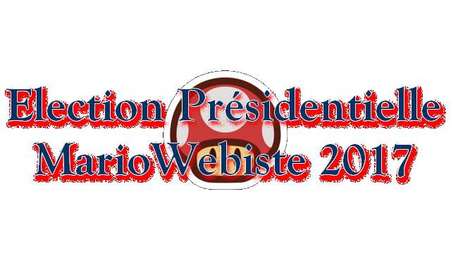 [Fic] Les Elections Présidentielles MarioWebiste 2017 Logo10