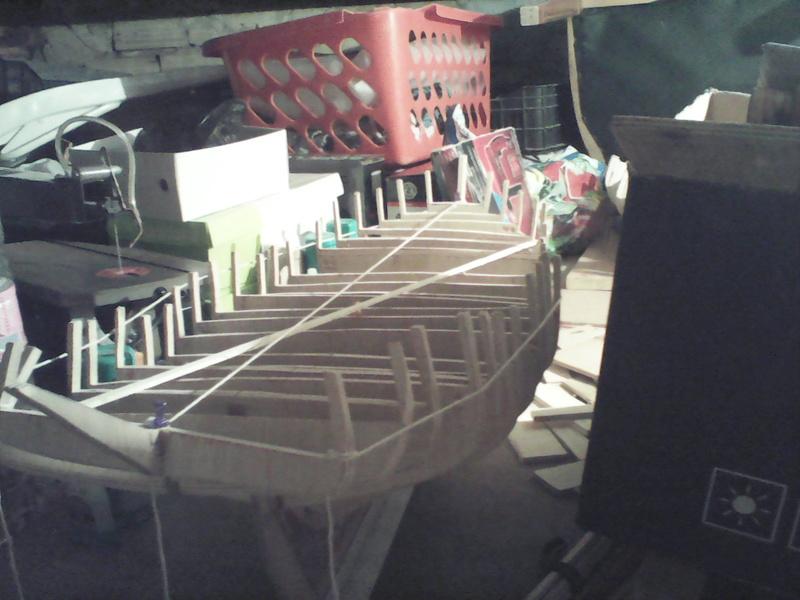 re-construction de la Maryvonne..... Img_2065