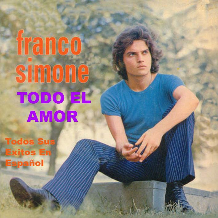 Franco Simone - Todo El Amor Franco10