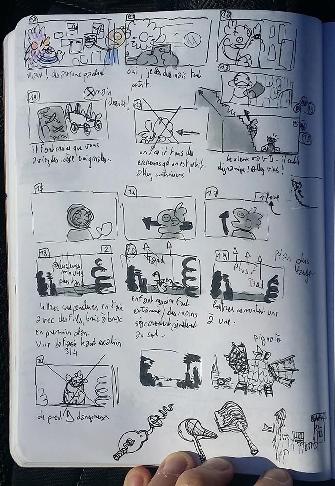 challenge 9 : boulevard de la mort - Page 3 112
