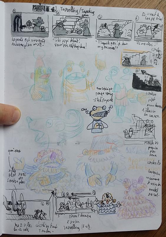 challenge 9 : boulevard de la mort - Page 3 114