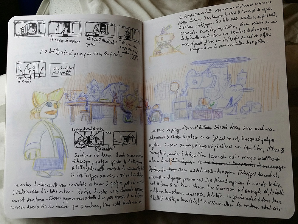 challenge 9 : boulevard de la mort - Page 4 118