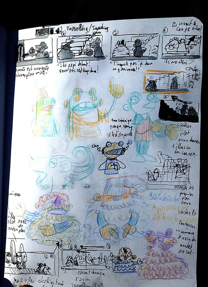 challenge 9 : boulevard de la mort - Page 3 212