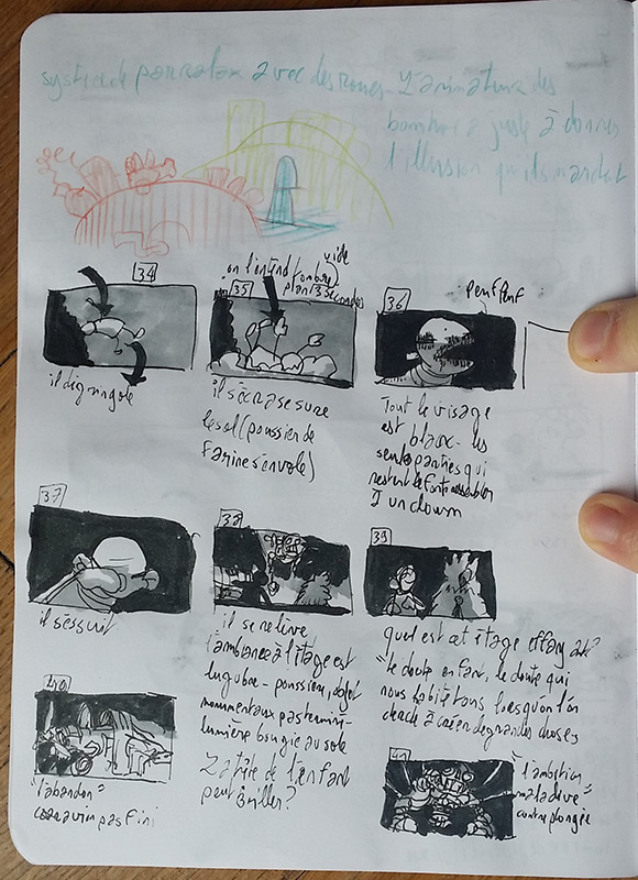 challenge 9 : boulevard de la mort - Page 3 412