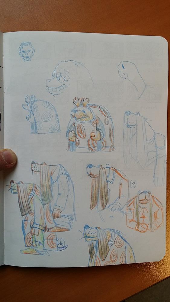 challenge 9 : boulevard de la mort - Page 4 Concep11