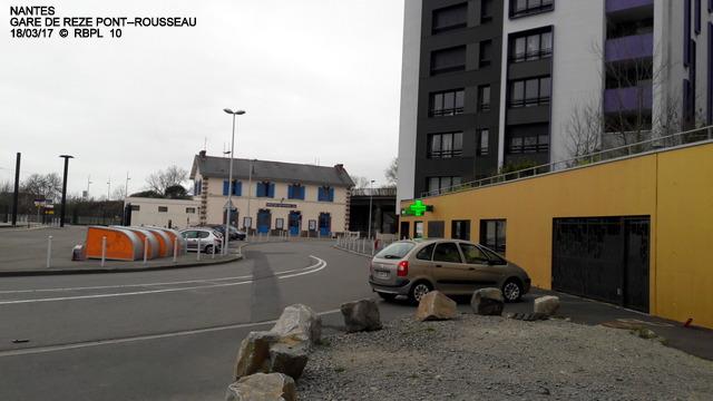 Gare de Rezé Pont-Rousseau [19/03/2017] 20170135