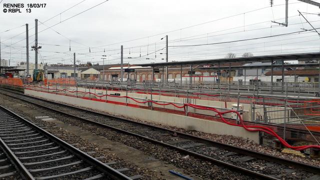 Point avancement travaux gare de Rennes [18/03/2017] 20170347